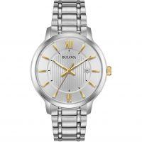 Herren Bulova Dress Watch 98B306