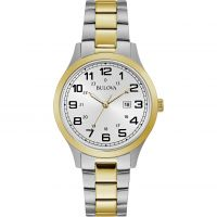 femme Bulova Dress Watch 98M128