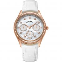 Ladies Rotary Exclusive Multifunction Watch