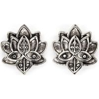femme Chrysalis Bodhi Lotus Flower Earrings Watch CRET0408AS