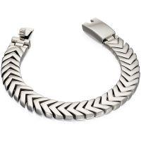 homme Fred Bennett Chevron Bracelet Watch B4996