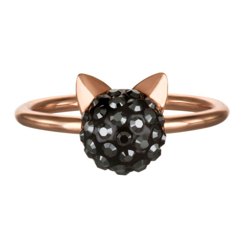 femme Karl Lagerfeld Jewellery Choupette Ring size P/Q Watch 5378076