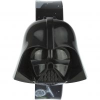Character Star Wars Darth Vader Digital Flip Top Slap Kinderenhorloge Zwart STAR426