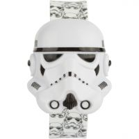 Orologio da Bambino Character Star Wars Stormtrooper Digital Flip Top Slap STAR427