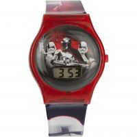 Horloge Character Star Wars Trooper LCD STAR575