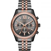 homme Michael Kors LEXINGTON Chronograph Watch MK8561