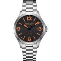 Herren Hamilton Khaki Aviation Luft Race Automatik Uhren