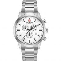 Herren Swiss Military Hanowa Chrono Classic Chronograph Watch 06-5308.04.001