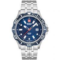 Herren Swiss Military Hanowa Patrol Watch 06-5306.04.003