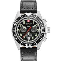 homme Swiss Military Hanowa Touchdown Chrono Chronograph Watch 06-4304.04.007.07