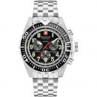 homme Swiss Military Hanowa Touchdown Chrono Chronograph Watch 06-5304.04.007