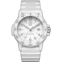 Luminox 0320 Series Giant Leatherback Sea Turtle Whiteout Herrklocka Vit A0327.WO
