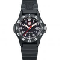 Mens Luminox 0300 Series Leatherback Sea Turtle Watch