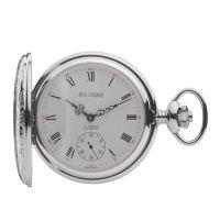 Taschenuhr Jean Pierre Half Hunter Pocket Watch JP-G100CM