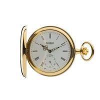 Taschenuhr Jean Pierre Half Hunter Pocket Watch JP-G103PM