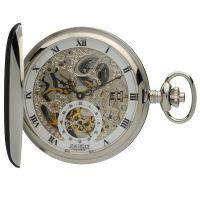 poche Jean Pierre Double Hunter Pocket Watch JP-G250CM