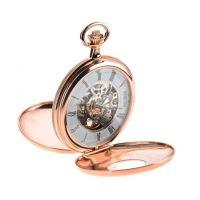 Taschenuhr Jean Pierre Half Hunter Pocket Watch JP-G255RPM