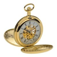 Taschenuhr Mount Royal Double Hunter Pocket Watch MR-B21