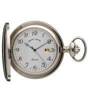 poche Mount Royal Full Hunter Quartz Pocket Watch MR-B24
