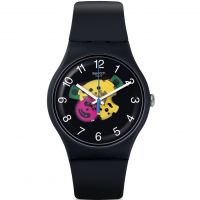 unisexe Swatch Patchwork Watch SUOB140