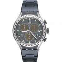 Unisex Swatch Shark Attack Chronograf Uhren