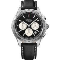 Herren Ebel Wave 40mm Chronograph Watch 1216404