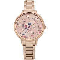 femme Cath Kidston Trailing Rose Watch CKL038RGM