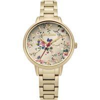 Damen Cath Kidston Trailing Rose Uhren