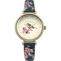 Femmes Cath Kidston Scattered Meadowfield Birds Montre