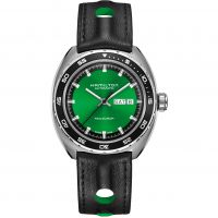 Mens Hamilton Pan-Europ Automatic Watch