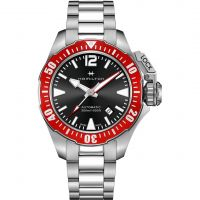 Herren Hamilton Khaki Navy Frogman Automatik Uhren