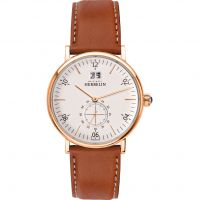 Herren Michel Herbelin Montmartre Watch 18247/PR11GO