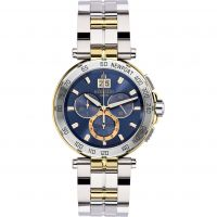 homme Michel Herbelin Newport Chronograph Watch 36696/BT35