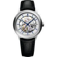 Mens Raymond Weil Maestro Skeleton Automatic Watch