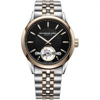 Herren Raymond Weil Freelancer Manufacture RW1212 Watch 2780-SP5-20001