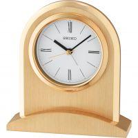 horloge Seiko Clocks Mantel Alarm Clock QHE163G
