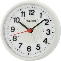 horloge Seiko Clocks Bedside Alarm Clock QHE159H