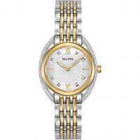 Damen Bulova CURV Watch 98R229