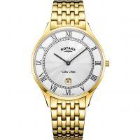 Herren Rotary Ultra Slim Watch GB08303/01