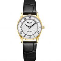 Damen Rotary Ultra Slim Uhr