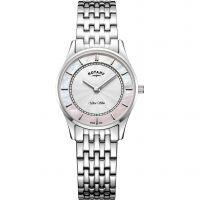 Damen Rotary Ultra Slim Watch LB08300/07