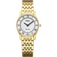 femme Rotary Ultra Slim Watch LB08303/01