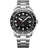 Herren Rotary Henley GMT Watch GB05108/04