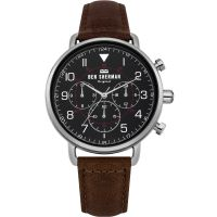 Herren Ben Sherman Portobello Military Chronograph Watch WB068BBR