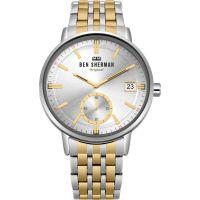 Herren Ben Sherman Portobello Professional Watch WB071GSM