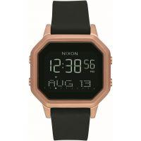 Unisex Nixon The Siren SS Wecker Chronograf Uhren