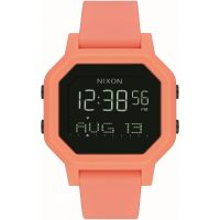 Unisex Nixon The Siren Alarm Chronograph Watch A1210-2876