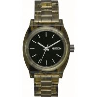 Unisex Nixon The Medium Time Teller Acetate x Mazzucchelli Watch A1214-333