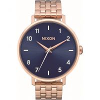 Nixon The Arrow Damklocka Rosa A1090-2953