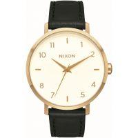 femme Nixon The Arrow Leather Watch A1091-2769